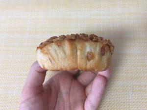 ローソンのブランのピーナッツフレーキー
