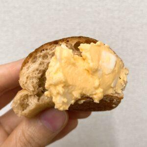 ローソンのブランパンの卵サンド