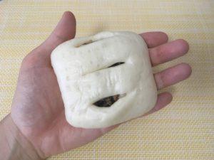 ローソンの糖質オフのしっとりパンひじき