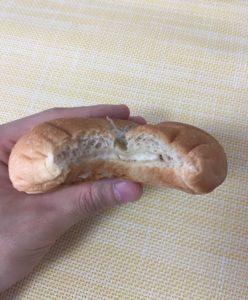 ローソンのブランのしらすチーズパン
