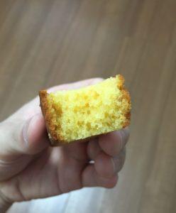 セブンのロカボスタイルレモンケーキ
