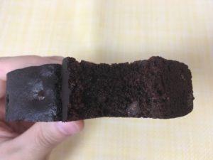 ファミマでライザップ。チョコチップケーキ