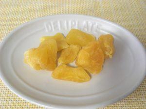 ファミマのジューシーパイナップル