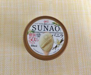 ローソンのSUNAO バニラ