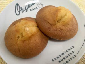 ローソンのしっとり甘食 国産小麦粉使用
