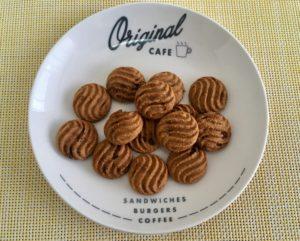 ローソンの小麦ブランのチョコチップクッキー