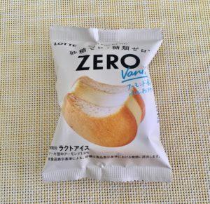 ローソンのZERO アイスケーキ