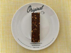 ローソンのブランのショコラケーキ