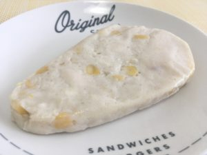 アマタケのサラダチキンランチ コーンポタージュ味