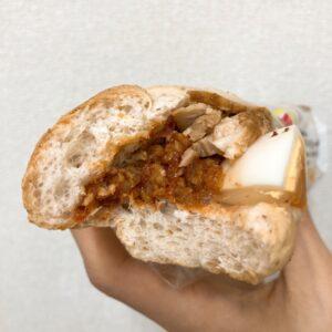 セブンのたんぱく質が摂れる ローストチキン&スパイシーチリ