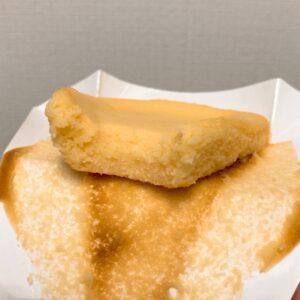 ローソンのなめらかベイクドチーズケーキ